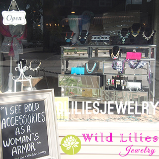 Wild Lilies Jewelry in Pennsylvania