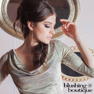 Blushing Boutique in Vancouver