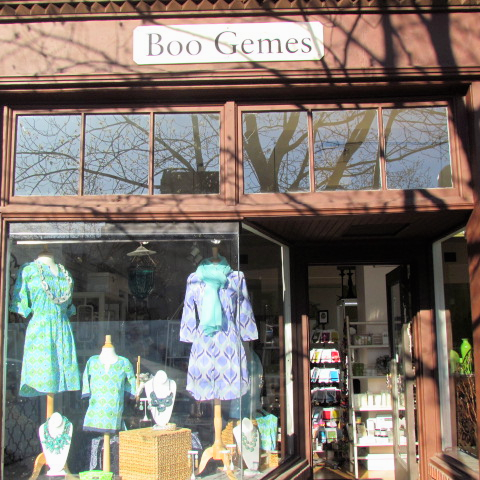 Boo Gemes in New York City