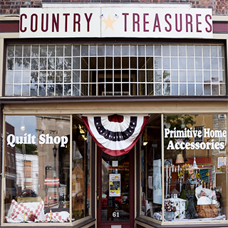 Country Treasures in New York City