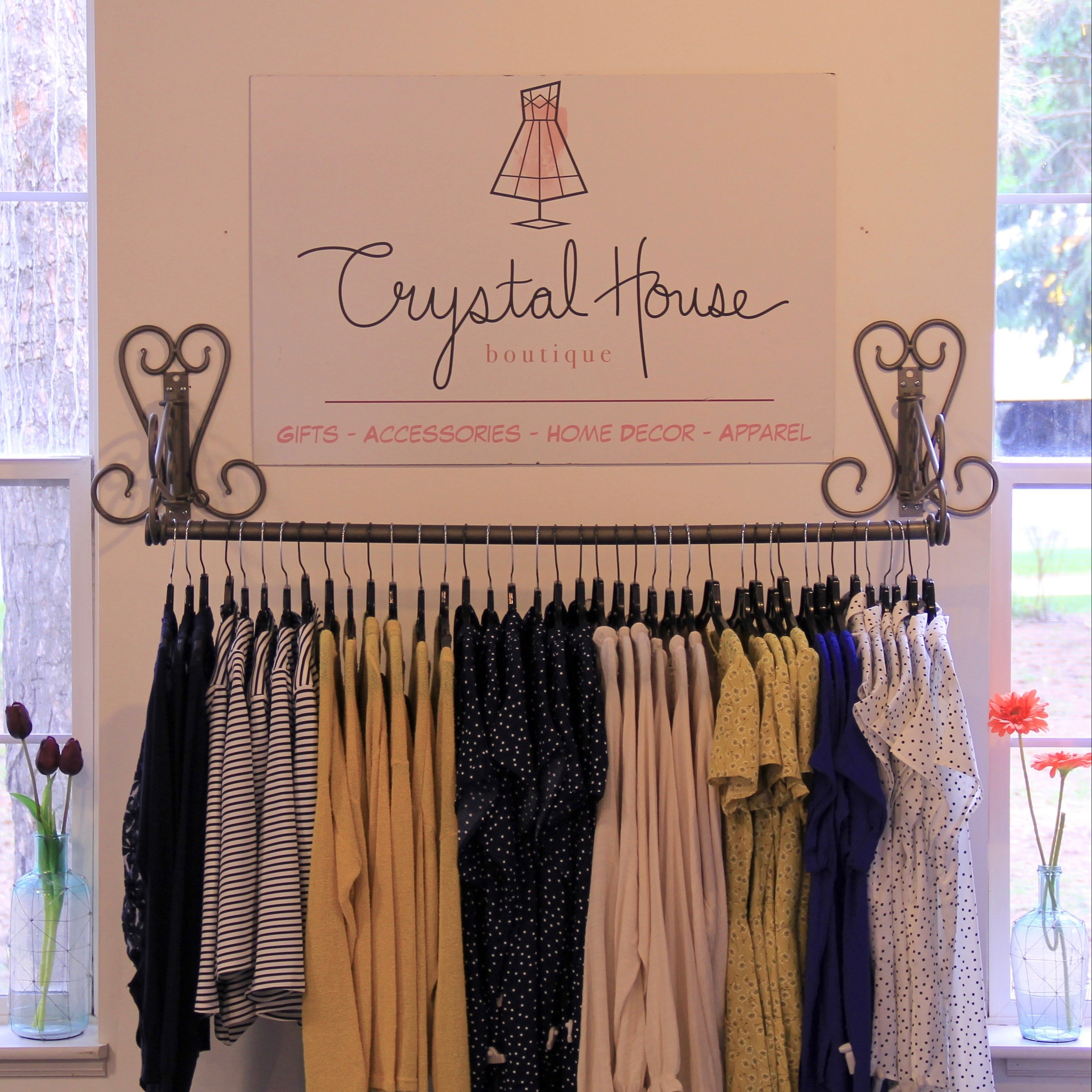 crystal house boutique in Minnesota