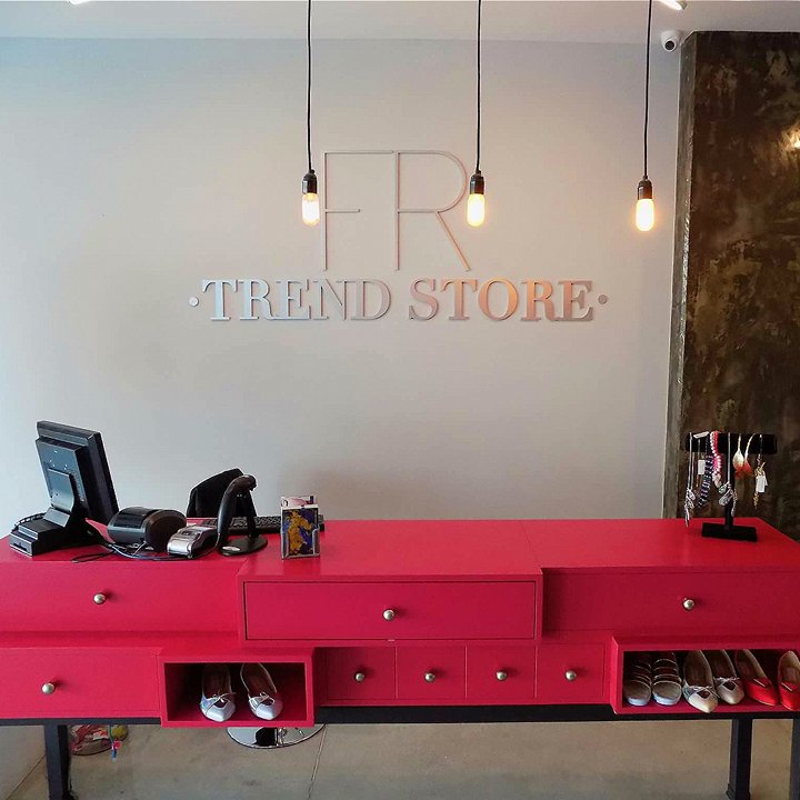 FR Trend Store in Mexico