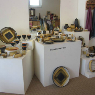 Margo's Pottery & Fine Crafts in Wyoming