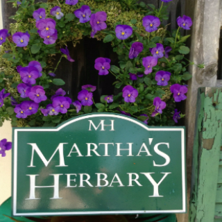 Martha's Herbary in Connecticut