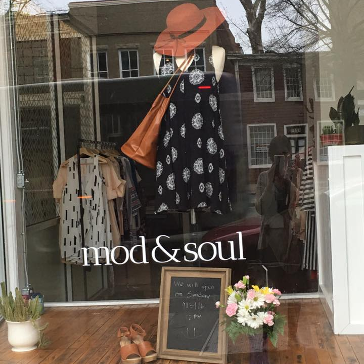 mod&soul in Virginia