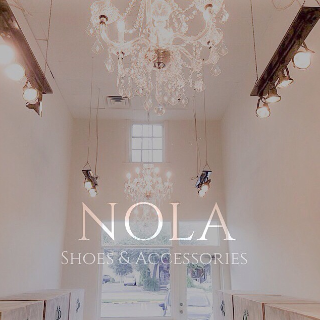 Nola shoes & accessories in New Orleans