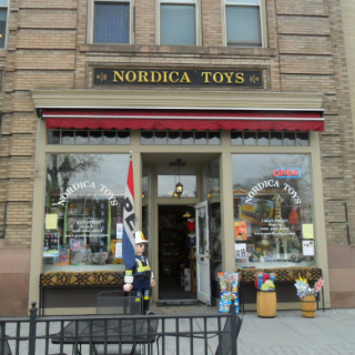 Nordica Toys in Connecticut