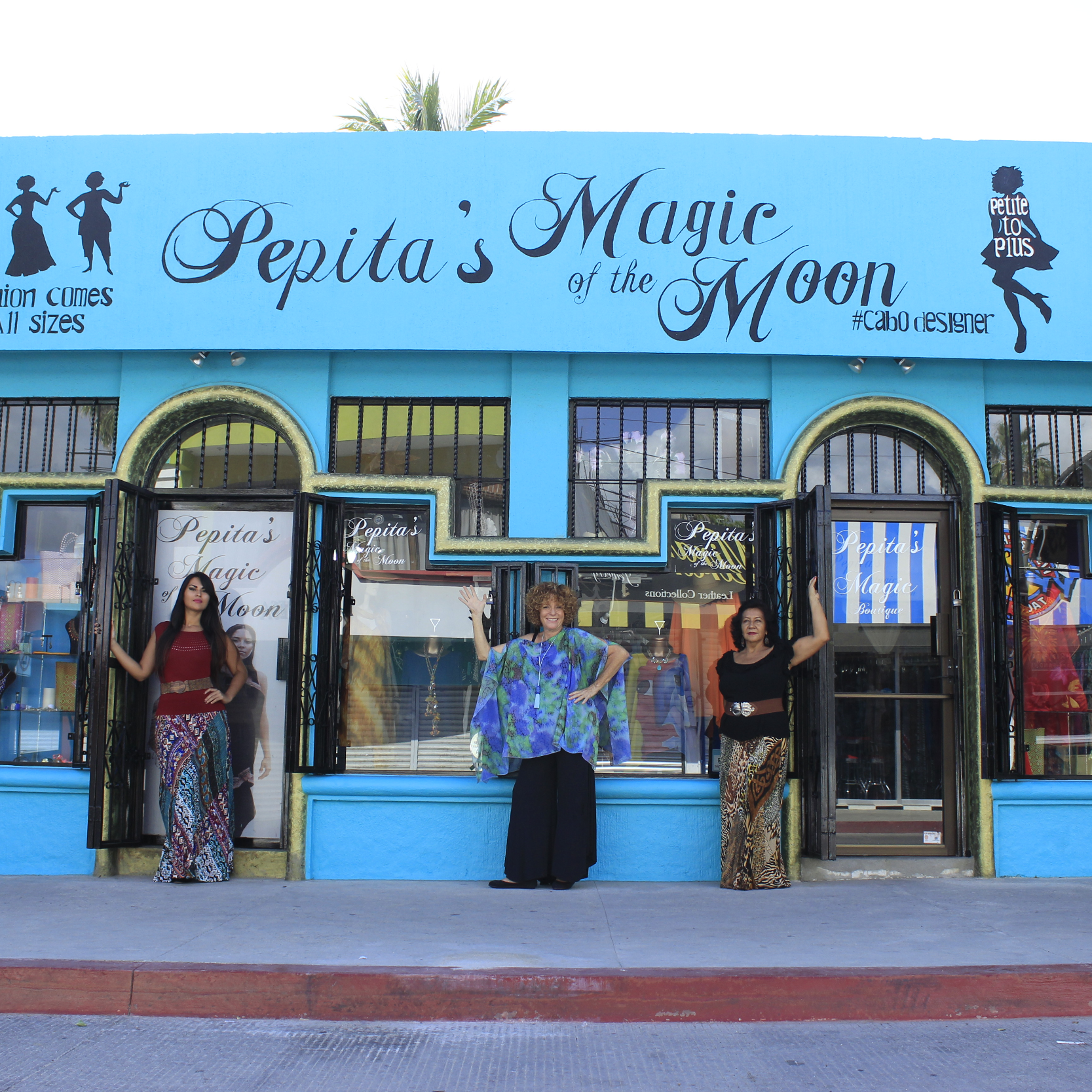 Pepita's Magic of the Moon in Mexico