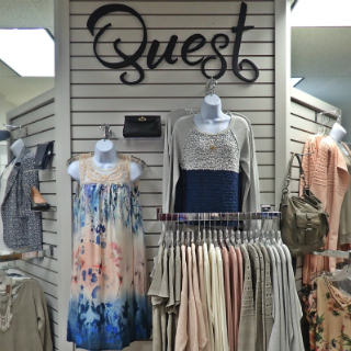 Quest Shoes & Clothing  in Canada