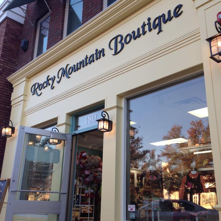 Rocky Mountain Boutique in Utah