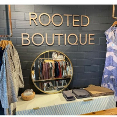 Rooted Boutique in Iowa