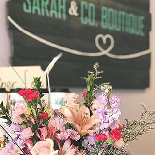 Sarah & Co. Boutique in Illinois