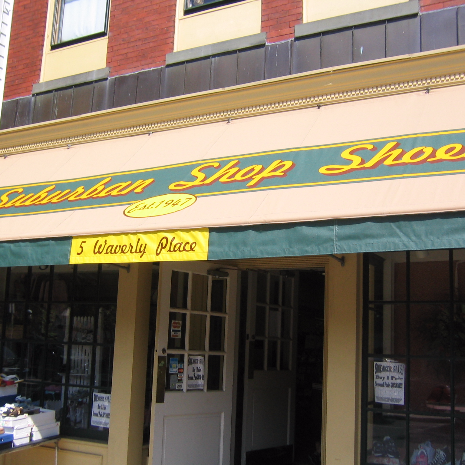 Suburban Shoes in New Jersey