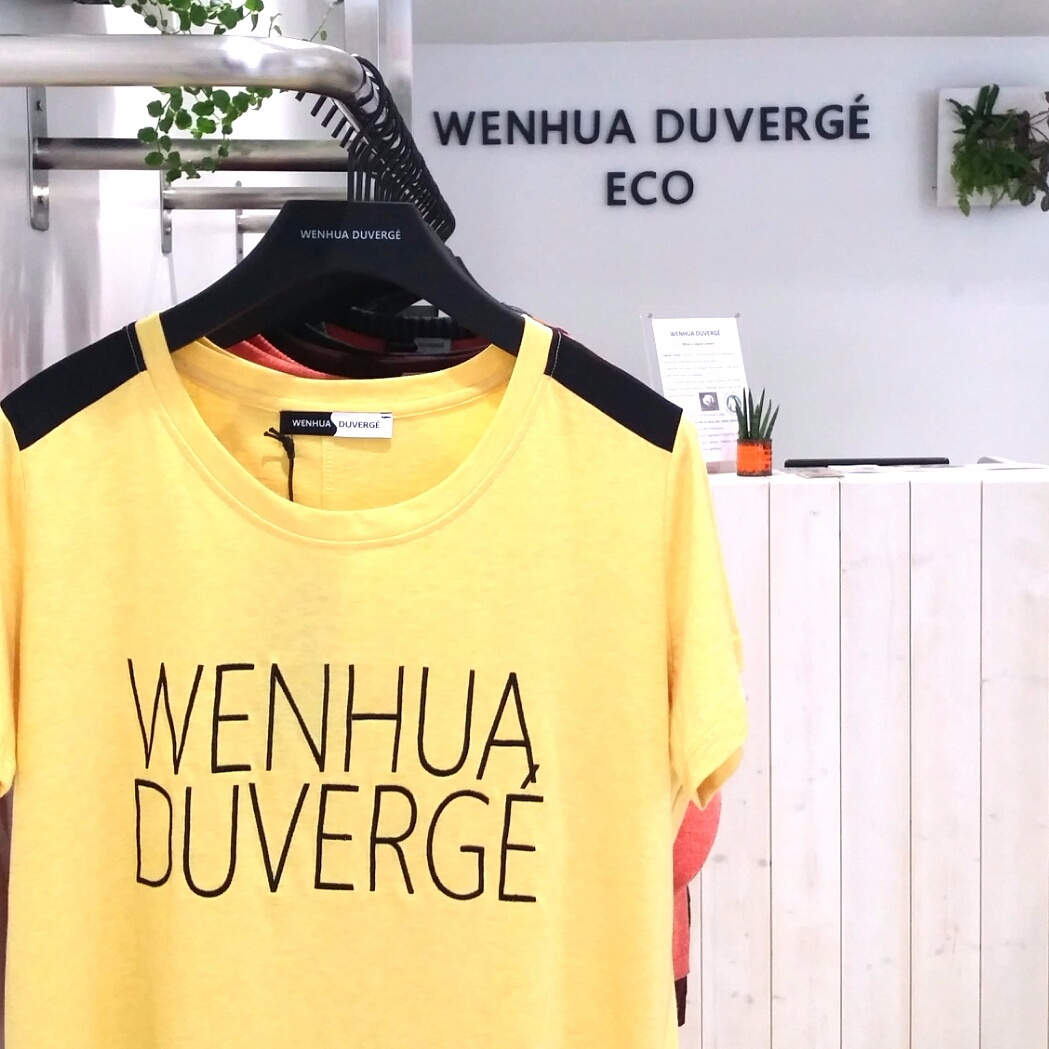 WENHUA DUVERGÉ in France