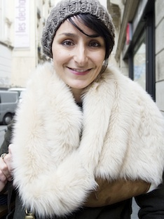 Street Style Paris: A Wintery Mix