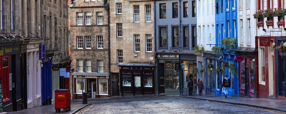 Shoptiques Fashions in Edinburgh