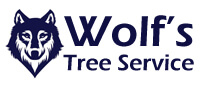 Website for Wolf's Tree Service