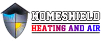 Website for Home Shield Heating and Air Inc.