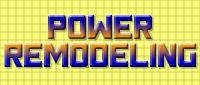 Website for Power Remodeling