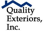 Website for Quality Exteriors, Inc.