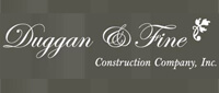 Website for Duggan & Fine Construction Company, Inc.