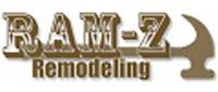 Website for Ram Z Remodeling