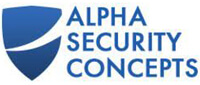 Website for Alpha Security Concepts, Authorized ADT Security Dealer