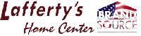 Website for Lafferty's Home Center