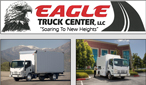Website for Eagle Truck Center, LLC