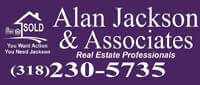 Website for Alan Jackson and Associates, LLC