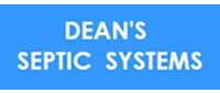 Website for Dean's Septic Systems