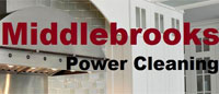 Website for Middlebrooks Power Cleaning