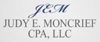 Website for Judy E. Moncrief CPA, LLC