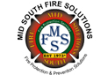 Website for Mid South Fire Solutions, LLC