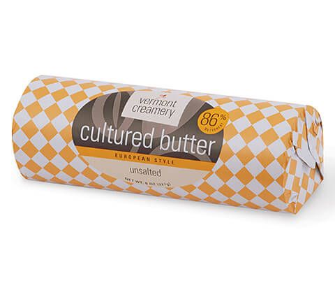 Cultured Butter Unsalted (8oz)