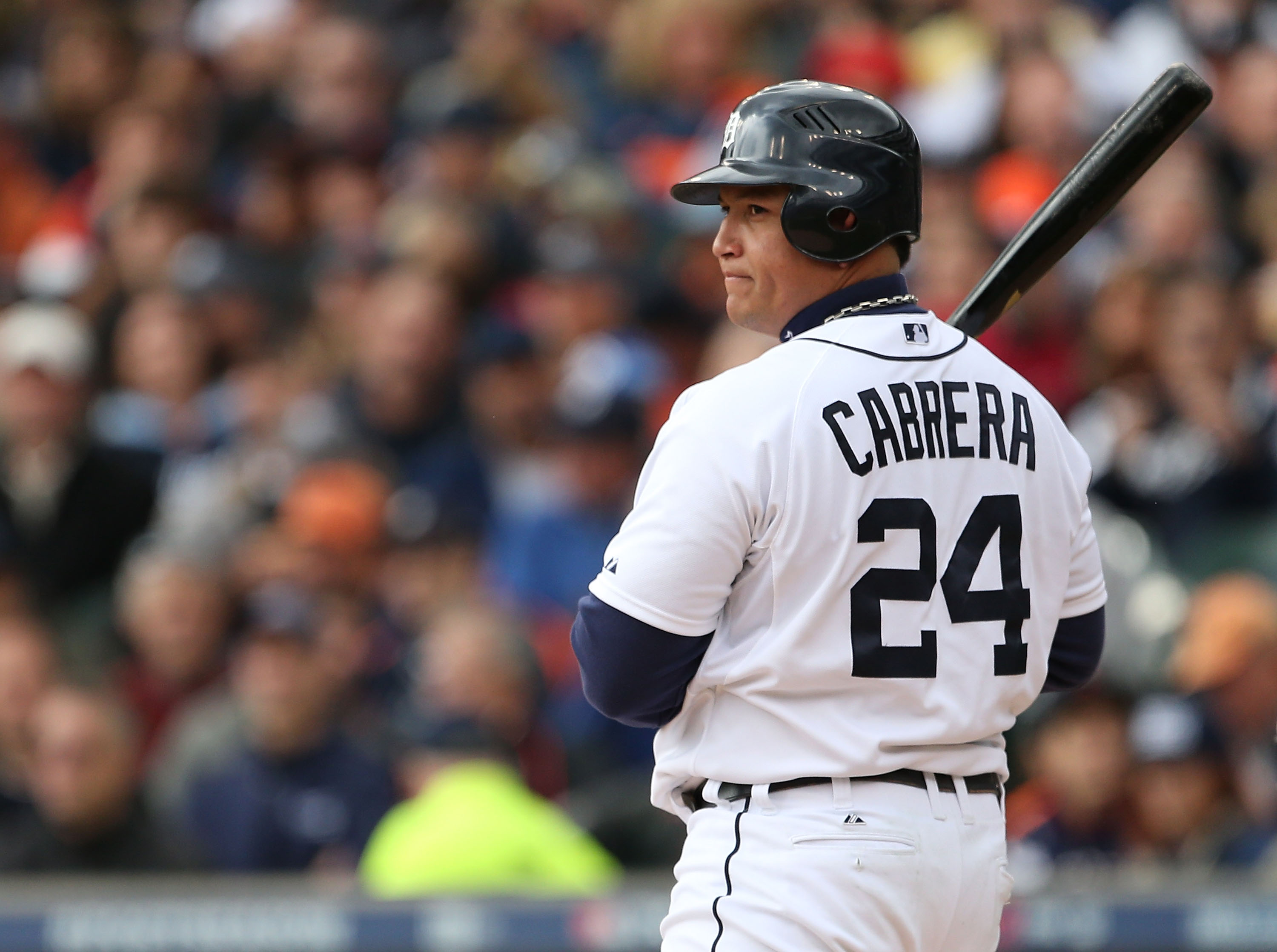 miguel cabrera Detroit tigers star miguel cabrera is out with yet another injury, this one ends his season but highlights the worst of cabrera's current situation.