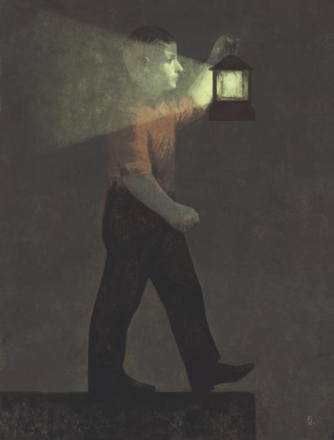 Art by Gerard Dubois