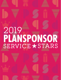 PLANSPONSOR Service Stars