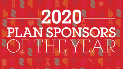 2020 PLAN SPONSOR OF THE YEAR
