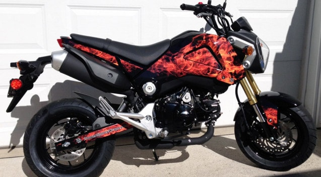 Motorcycle Wraps Archives Powersportswrapscom - Vinyl skins for motorcycles