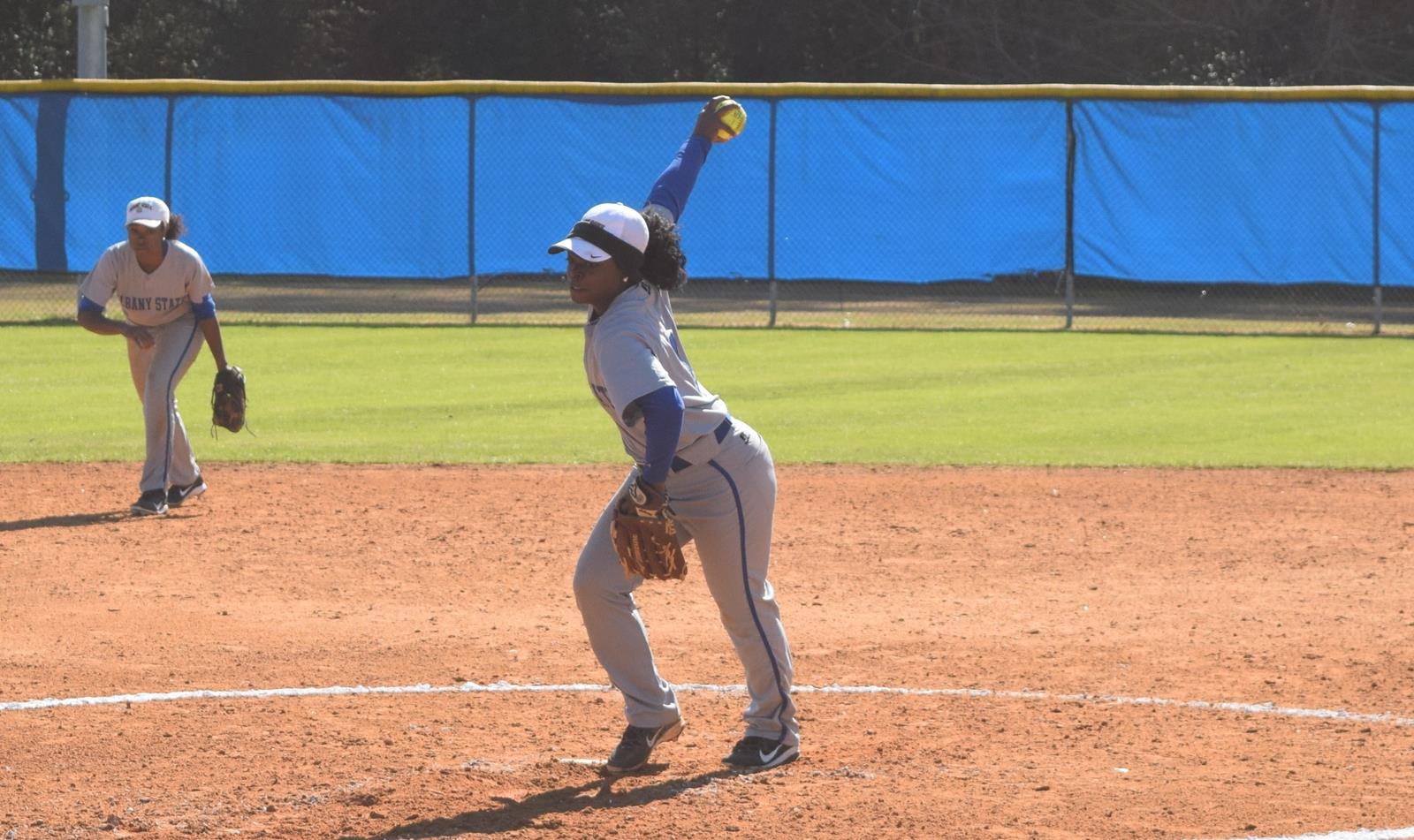 Albany State University Athletics Lady Rams Fall To