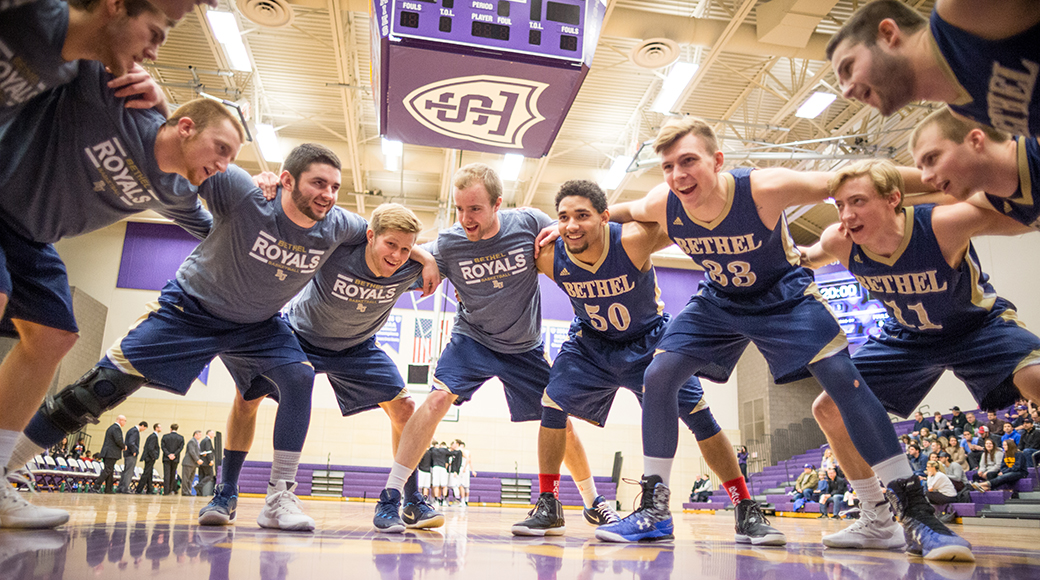 Bethel University Athletics - Royals Continue MIAC Playoffs with Semifinal Contest at Top-Seeded ...