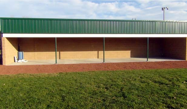 Located On Decaturs West Side At 1590 N Sunnyside Road Parks Lou Renner Field Is Home To The Millikin Baseball Team Decatur Park