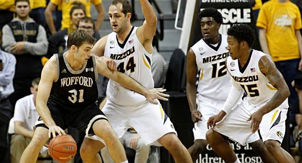 Wofford College Athletics - Magee Scores 22 as Terriers ...