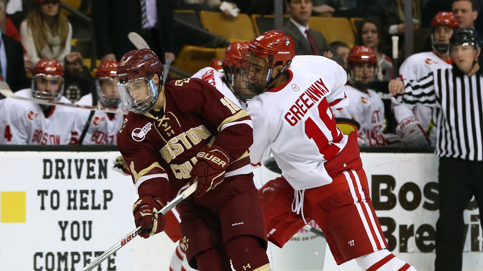 Hockey East: Battle Of Comm Ave. Returns To The Heights Tonight