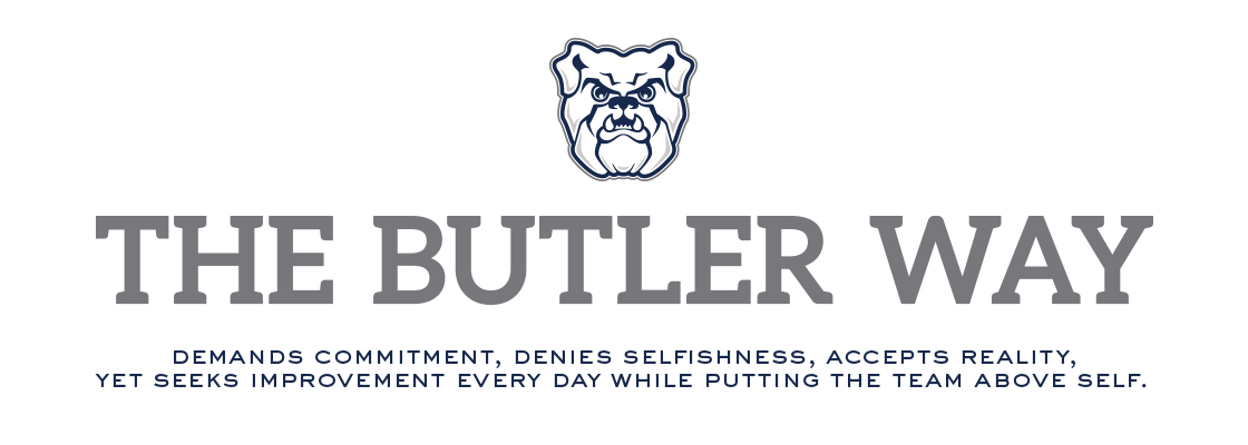 The Butler Way Graphic