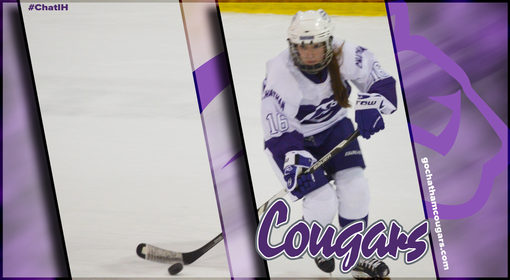 west chatham cougars dating site Chatham university - chatham cougars women's d3 ncaa ice hockey - ecac west.