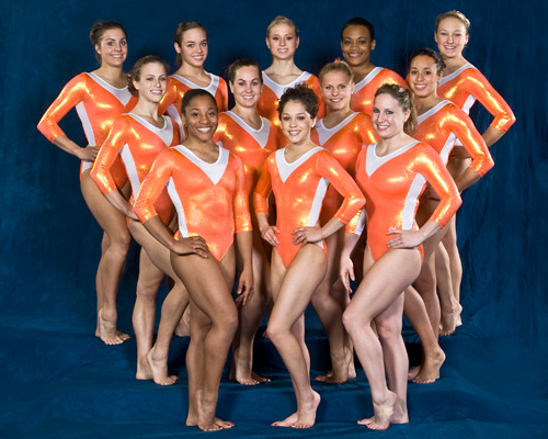 2008 Gymnastics Roster Florida Gators