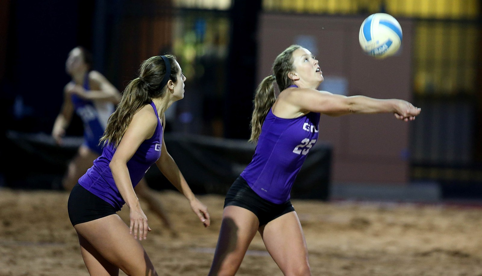 Grand Canyon University - Dugan, Phelps Battle into Semifinals, Earn All-American Accolades