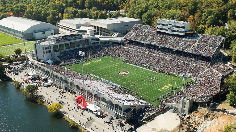 Army West Point Athletics Blaik Field At Michie Stadium